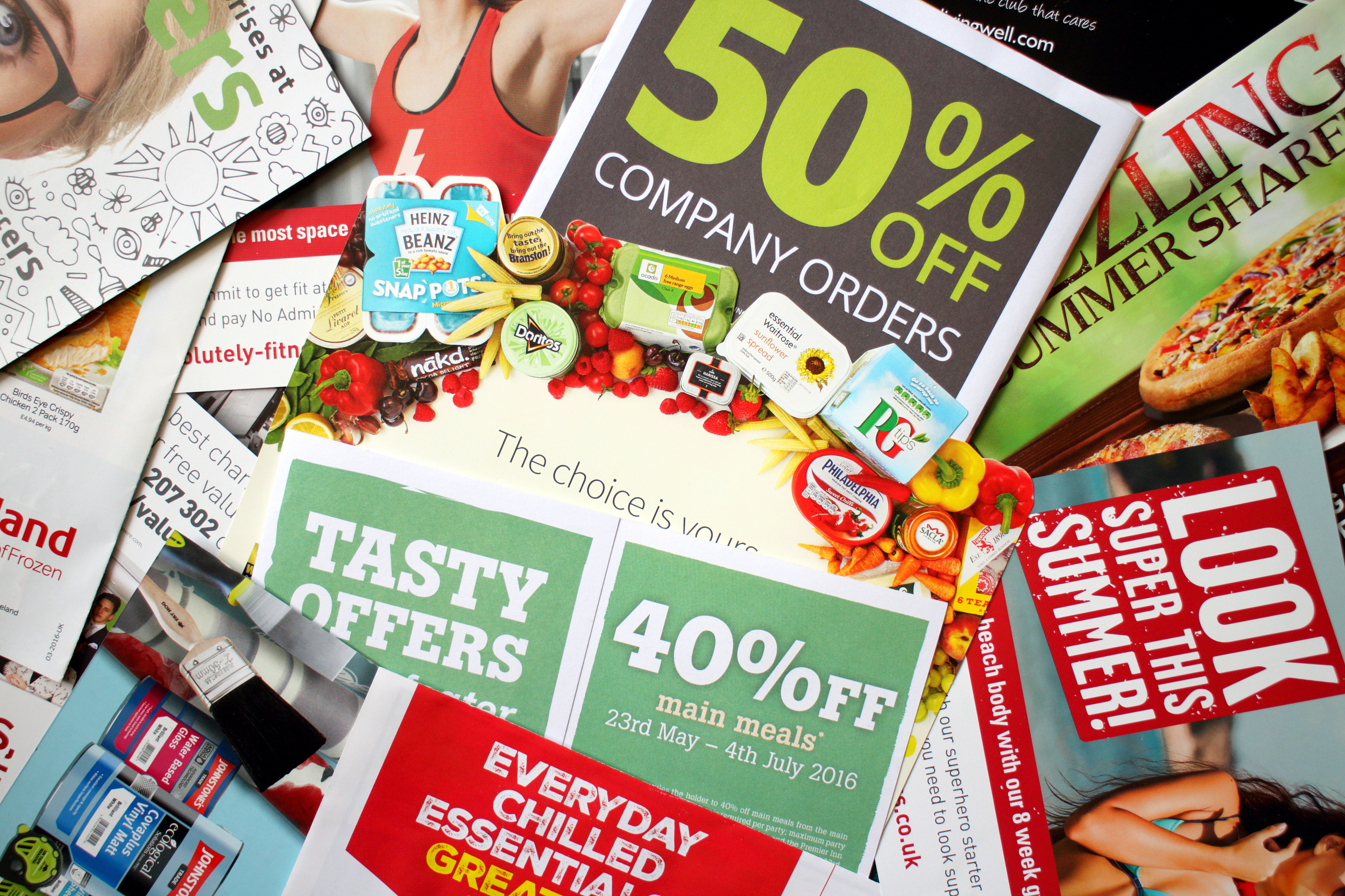 why is repetition important in leaflet distribution