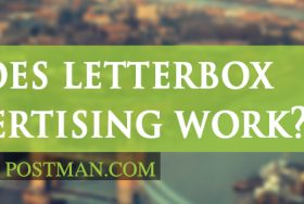 Does letterbox advertising work?