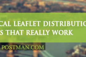 5 Practical leaflet Distribution tips that really work