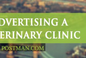 Advertising a veterinary clinic in London