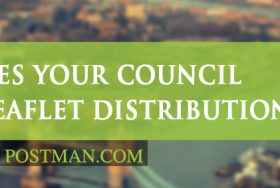 Does your London council need leaflet distribution?