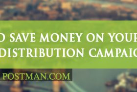 How to save money on your leaflet distribution campaign