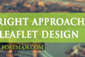 The right approach to leaflet design