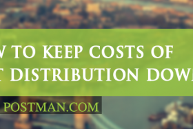 How to keep costs of leaflet distribution down part 2