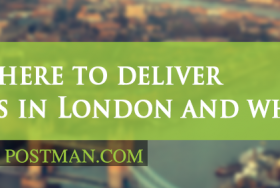 Where to deliver leaflets in London and why