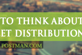 How to think about leaflet distribution – summary