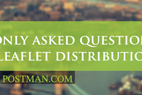 Commonly asked questions about leaflet distribution
