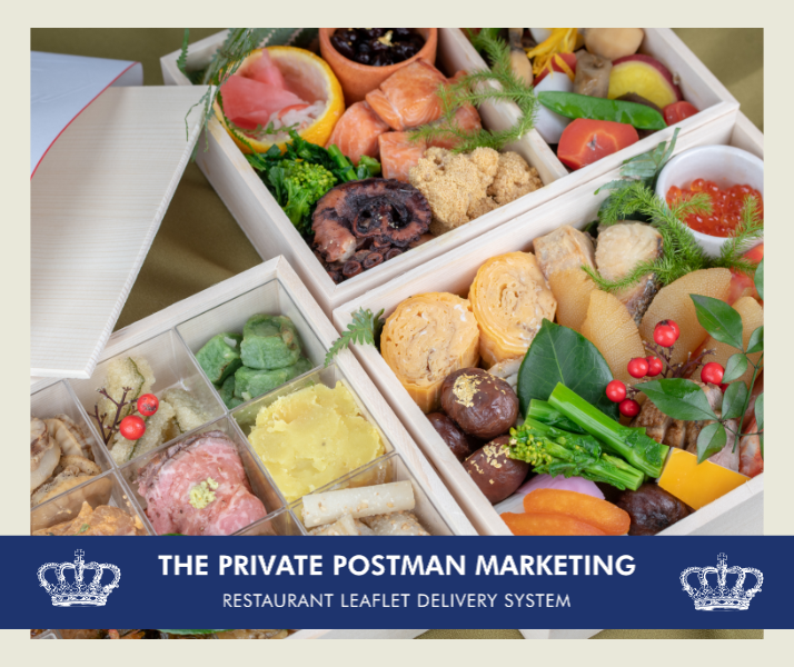 TPPM Restaurant leaflet delivery systems