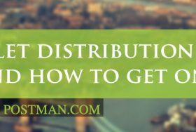 Leaflet Distribution Jobs and How to Get One