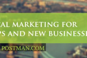 Local marketing for startups and new businesses